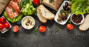 Mediterranean food near Rancho Estates